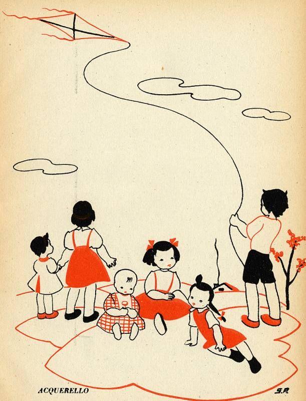 Bonafin. O, Bianchini L., Bontà : letture per la classe quinta , Brescia, La Scuola, 1950, 200 pp