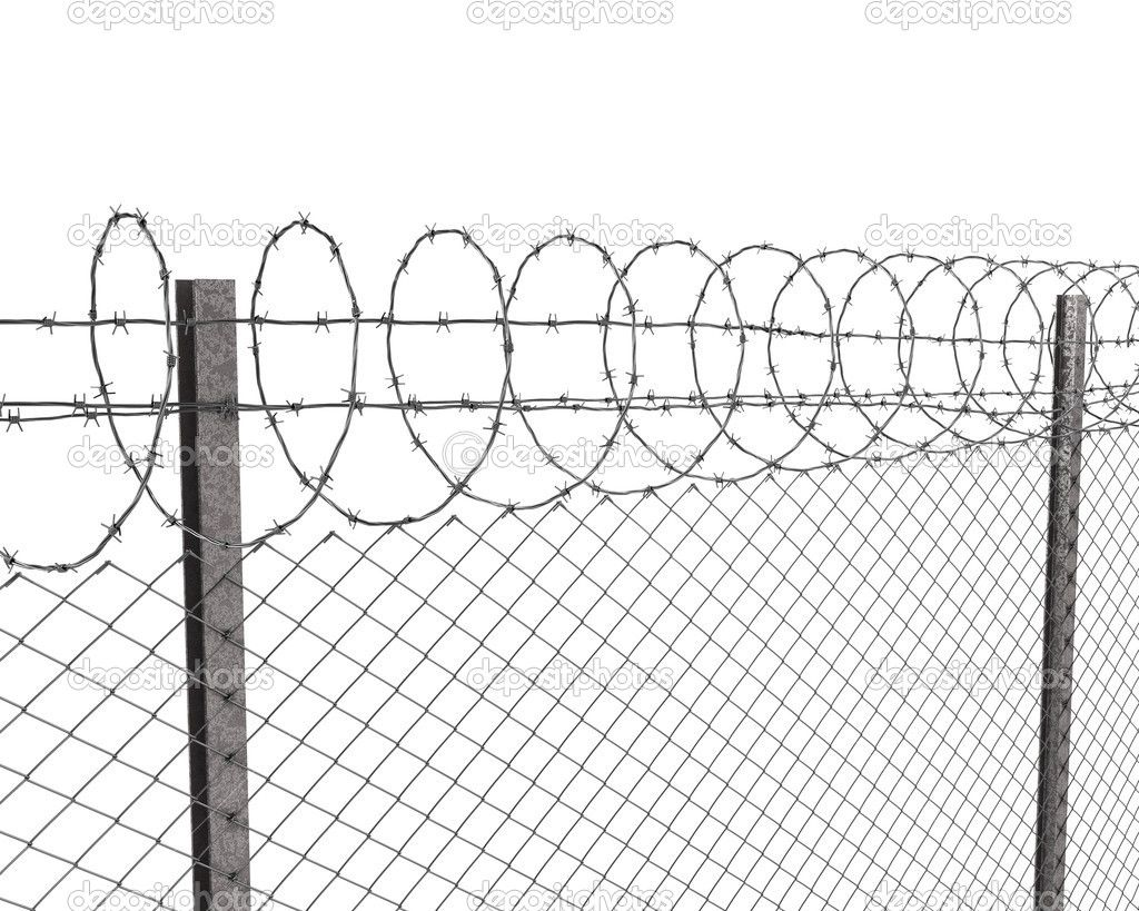 barbed wire fence - Google Search | Barbed Wire Reference ...