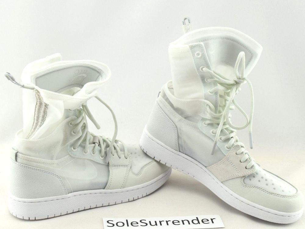 29d7703a0882 Women s Nike AJ1 Explorer XX - SIZE 7 - AO1529-100 Air Jordan 1 Retro Off  Boots  Nike  FashionSneakers