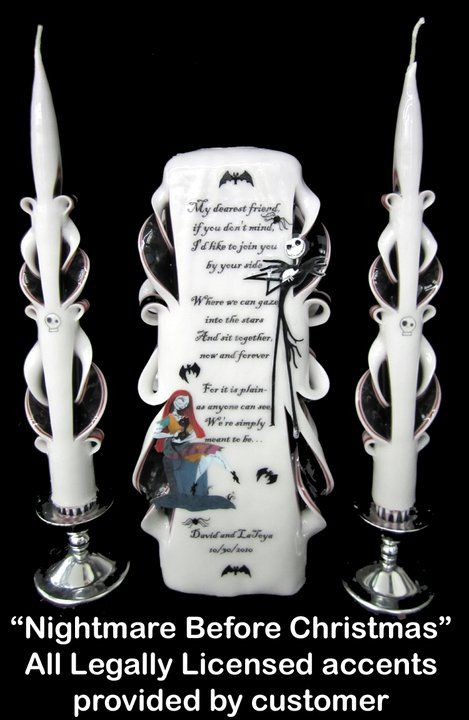 nightmare before christmas wedding ideas the best in Unity