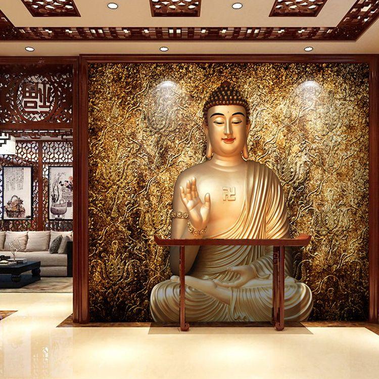 Pin By Wings Of Grace On Buddhaful Being Buddha Wall Art Buddha Buddha Statue