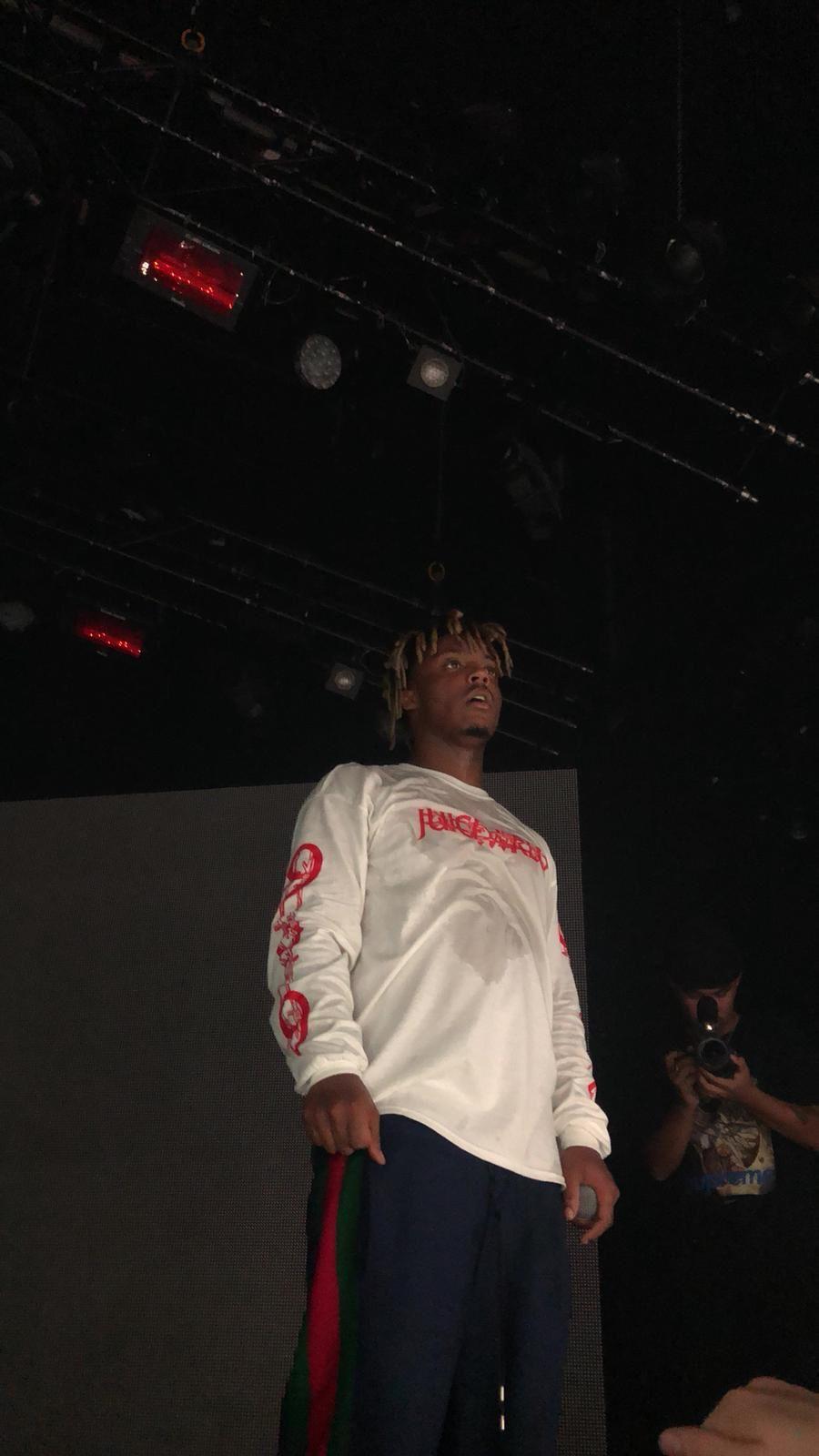 Juice Wrld Juice Rapper Rappers Rapper Wallpaper Iphone