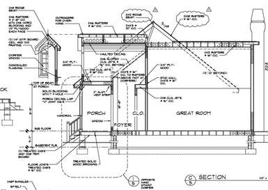What Goes Into A Plan Set In Architectural Drafting Cad Drawing