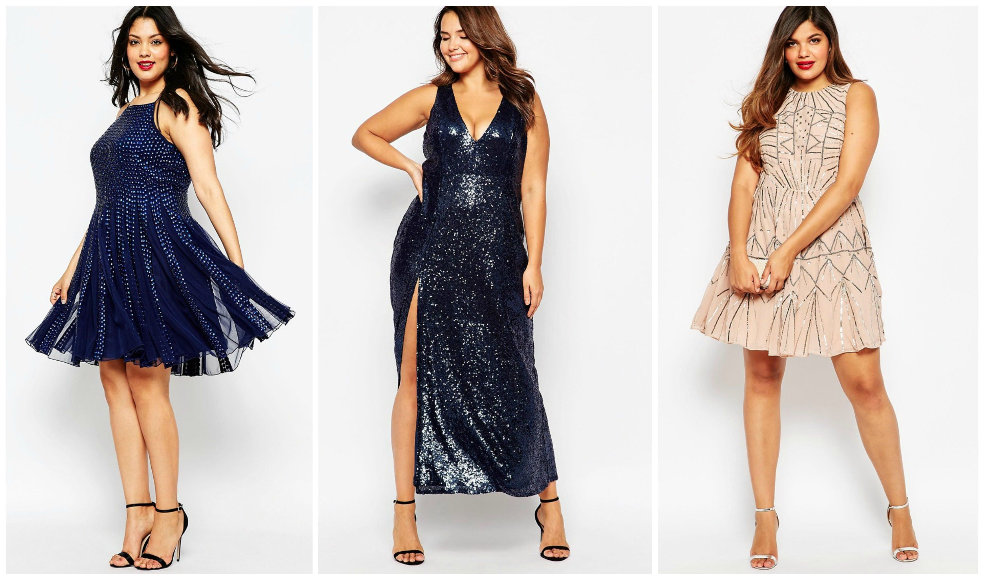 2016 new years eve dresses for plus size women | lookbook