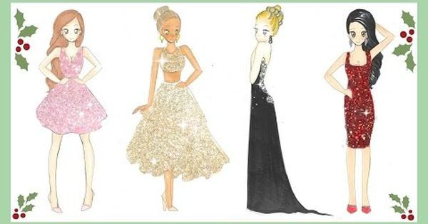 Dresses Designs Pictures Drawing Valoblogicom