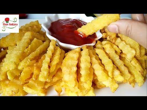 سرعمل أصابع البطاطس المقرمشة الذهبية الشهية بالمطاعم التركية تحت طلبكم Youtube Food Dessert Recipes Finger Foods