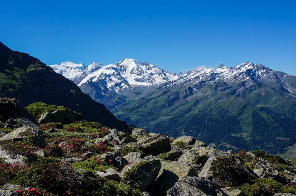 How Much it Cost Us to Hike the Haute Route (With images ...