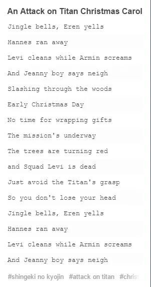 It s christmas song parody gift
