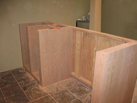 Home-Dzine - Build an indoor bar | Bar | Pinterest | Indoor bar, Bar ...