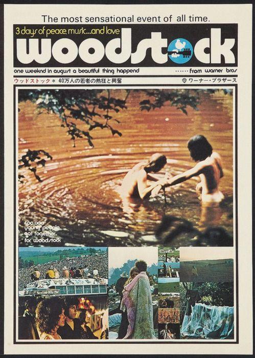 ☮ American Hippie ~ Woodstock