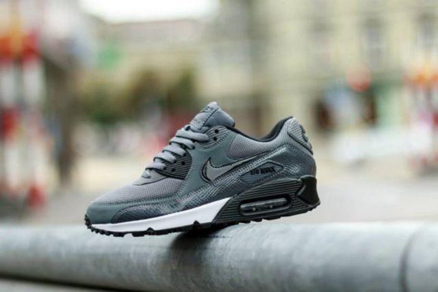 nike air max 90 dark grey womens
