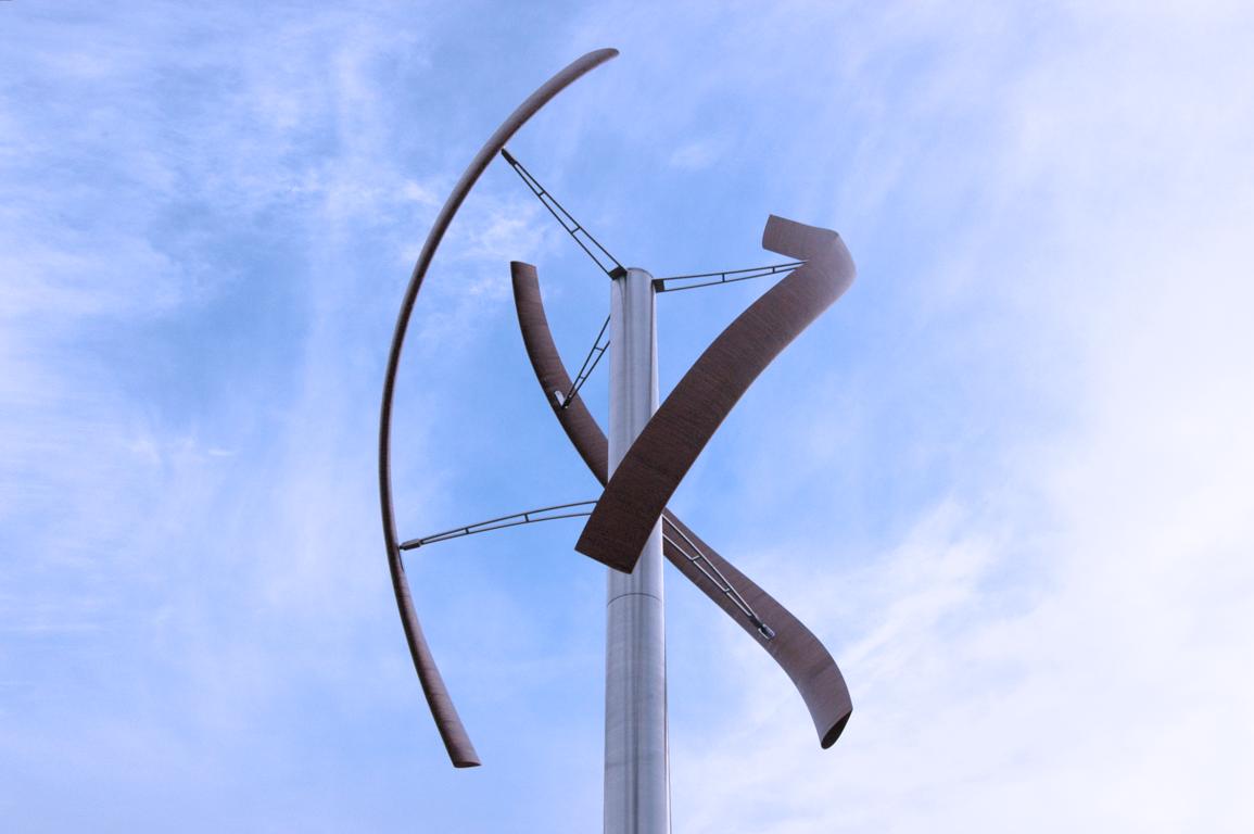 Hercules Aerogenerator | Designed by Terry Glenn Phipps