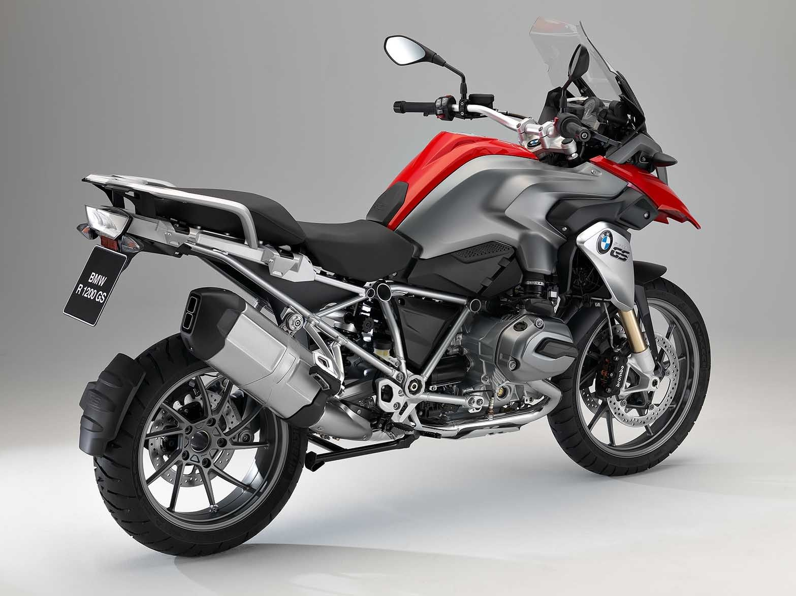 2013 Bmw R1200gs A Water Cooled Icon In 2020