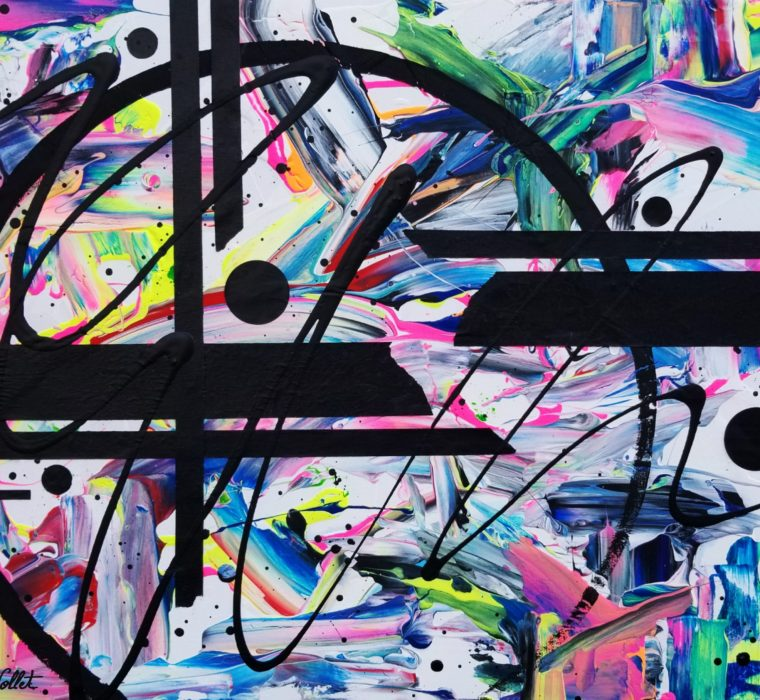 Art – Abstract And Non-objective Paintings