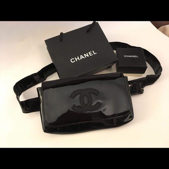 4a752698bbe8 SALE⚡️Chanel VIP Gift Waist Belt Fanny Pack Bag Chanel VIP gift waist belt  bag