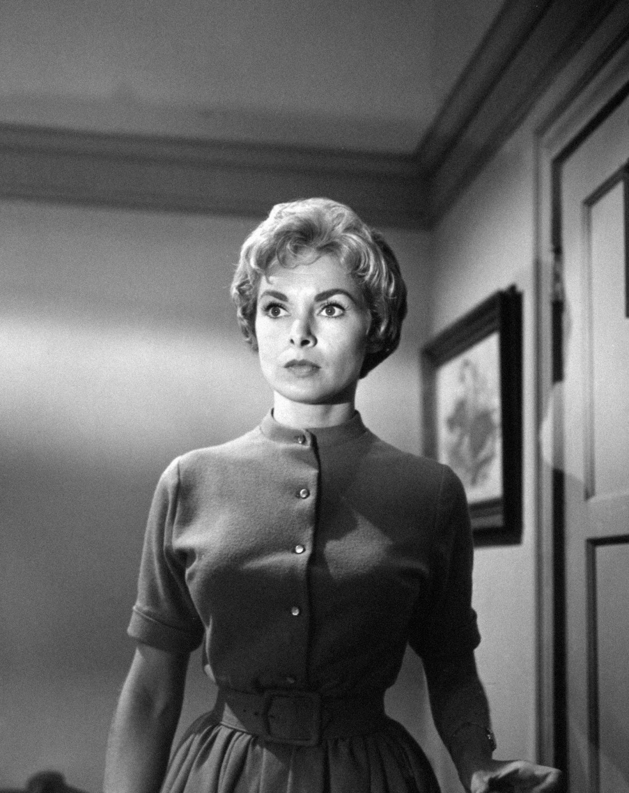 Janet Leigh Psycho 1960 dieulois