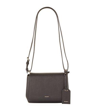 DKNY Mini Bryant Park Cross Body Bag. #dkny #bags #shoulder bags #leather #