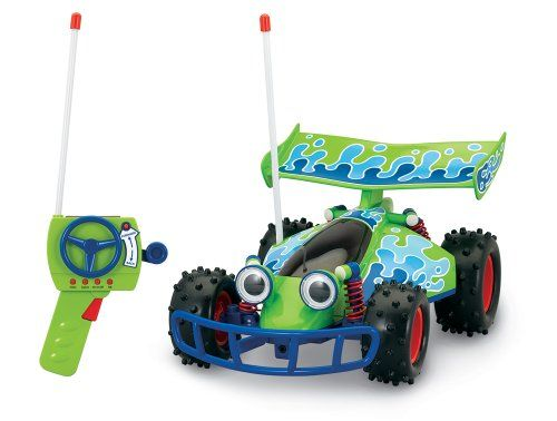 Disney Pixar Toy Story 3 Rc Interactive Animated Car Andys Room Toy Wireless Remote Control With Coa Remote Control Cars Toys Toddler Boy Gifts Pixar Toys