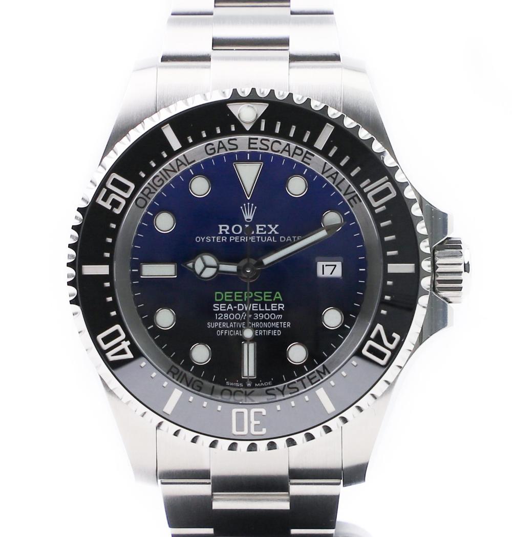 Rolex Deepsea Sea Dweller James Cameron 126660 Millenary Watches Rolex Submariner Black Rolex Sea Dweller