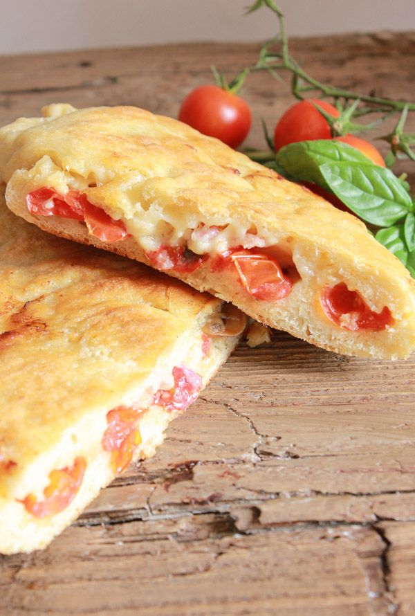 Stove top Pizza and Calzone, no need to heat the house with this easy and delicious summertime pizza and calzone recipe.