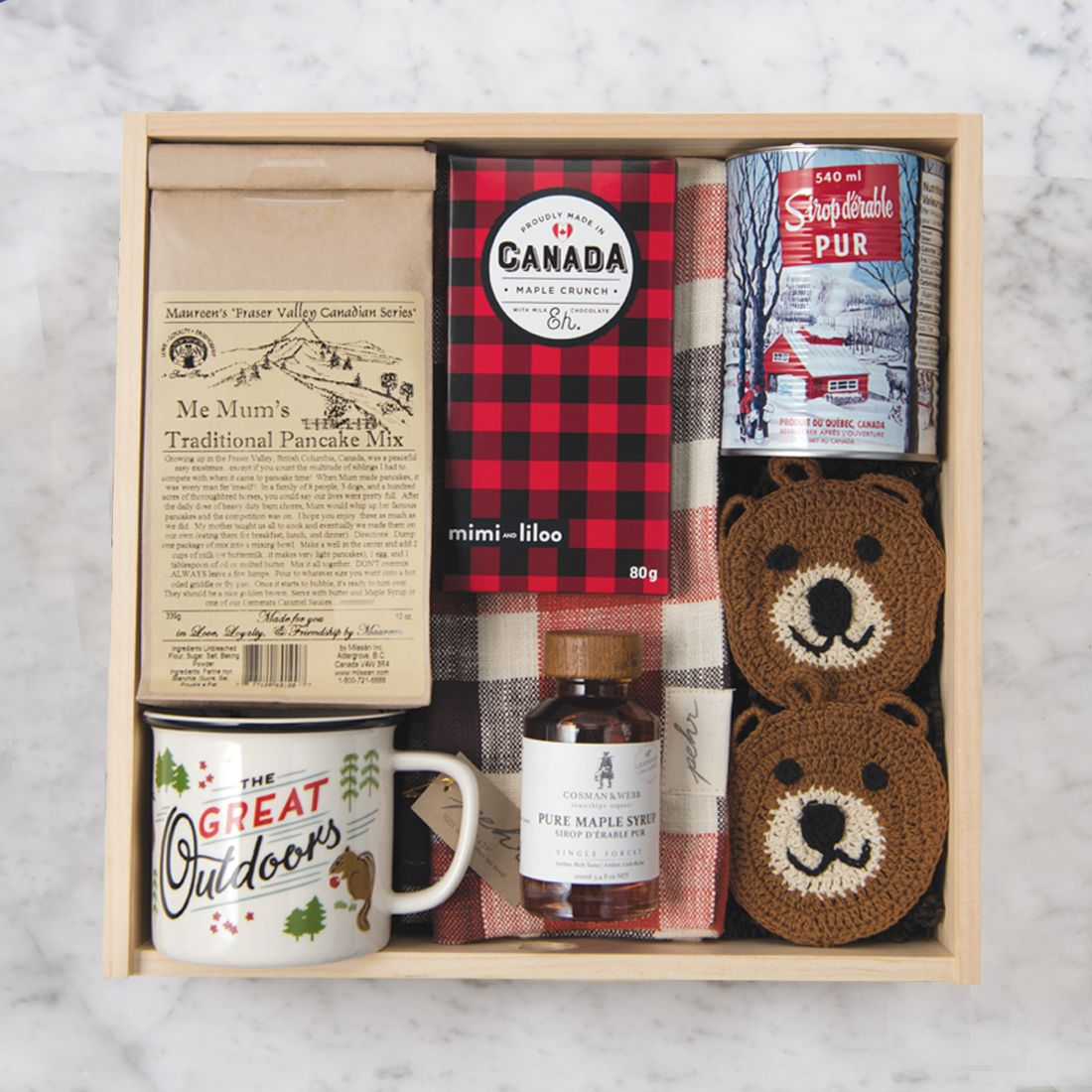 Canadian Eh Gourmet Gift Basket Canadian Gifts Homemade Gift Baskets Gourmet Food Gift Basket