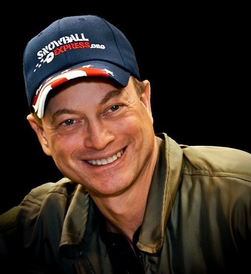 Gary Sinise - admirable work on behalf of our nation's veterans