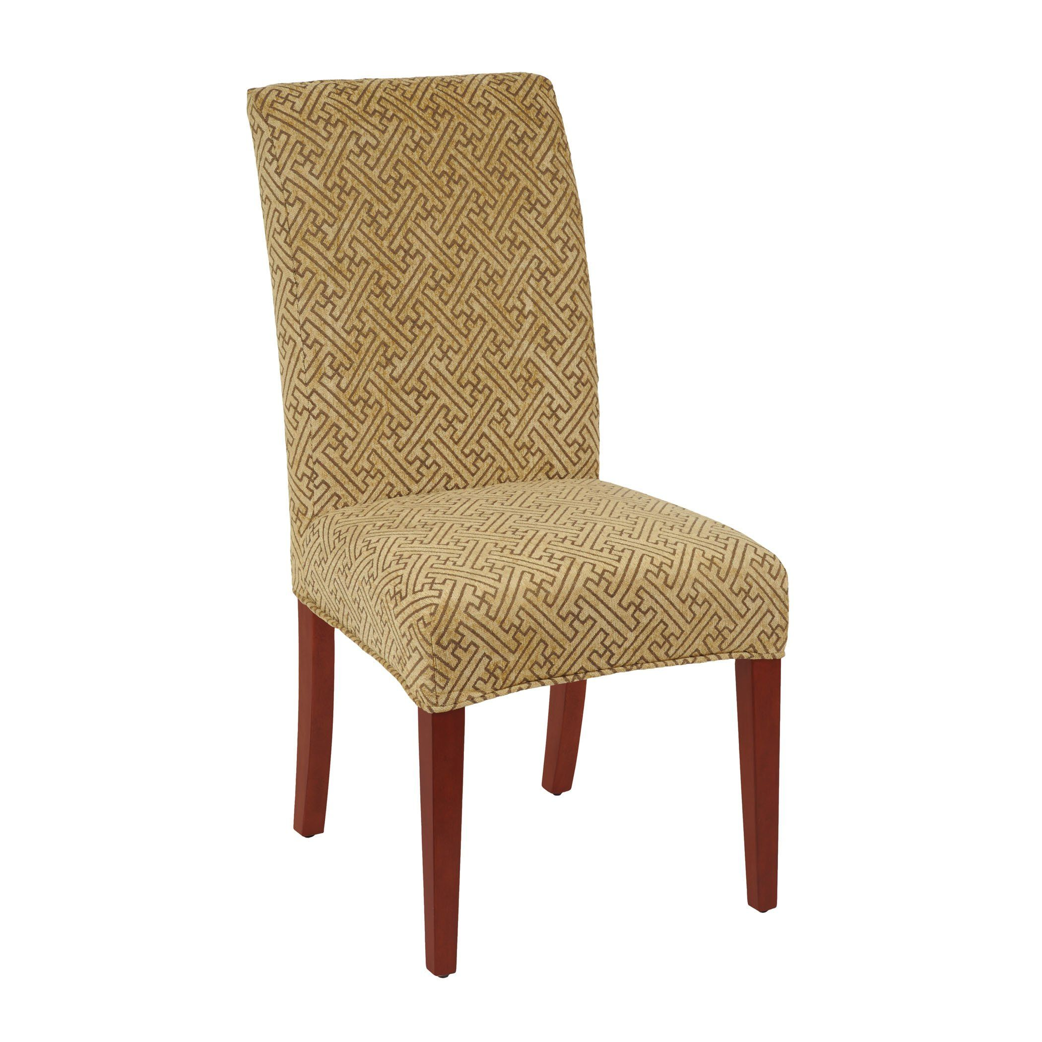 The Bailey Street Couture Covers Parsons Chair Slipcover