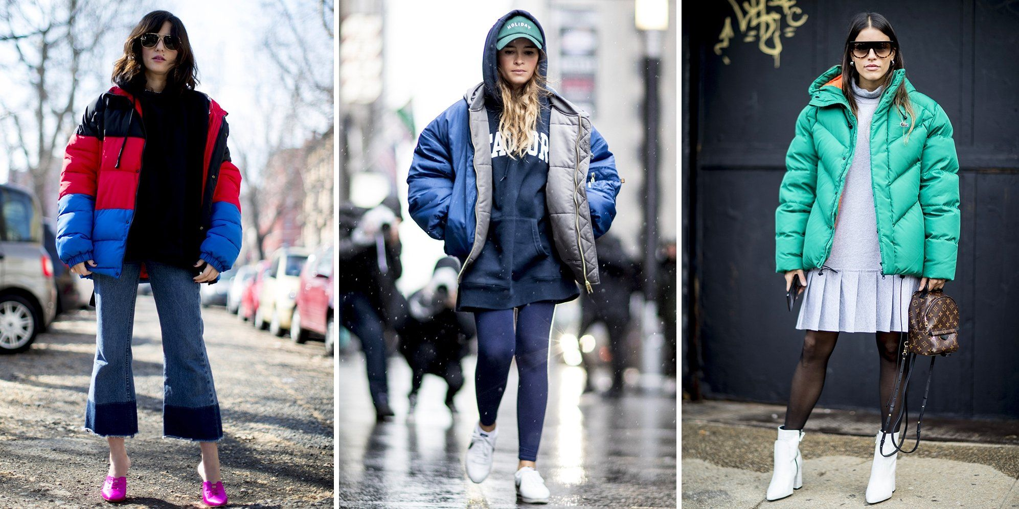 Les meilleures façons de porter sa doudoune en hiver Blog
