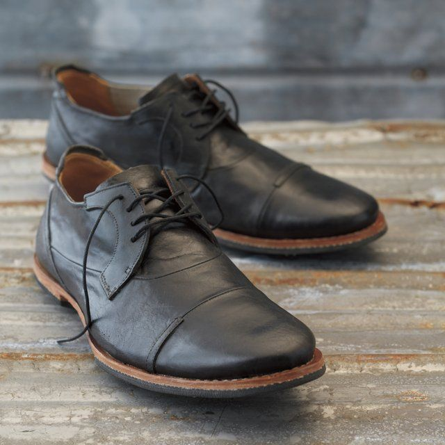 Fancy Wodehouse Lost History Cap Toe Oxford by Timberland
