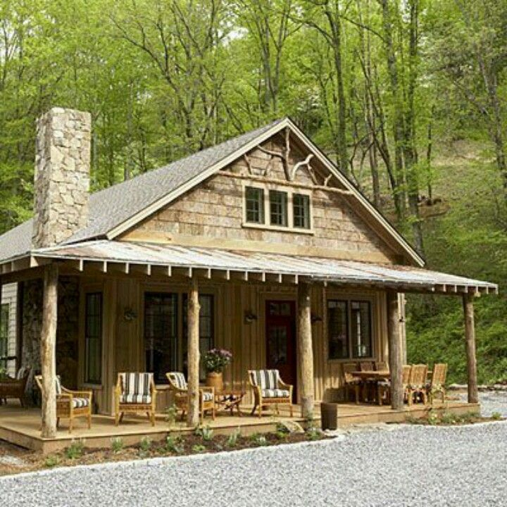 Id like to spend some quiet time here cabins and