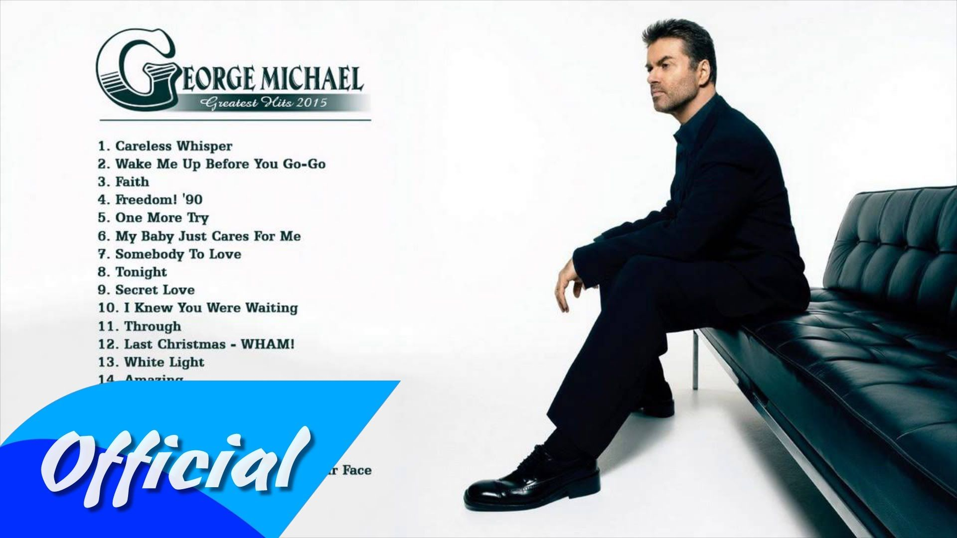 Best of George Michael - George Michael greatest hits album 2015 HD ...