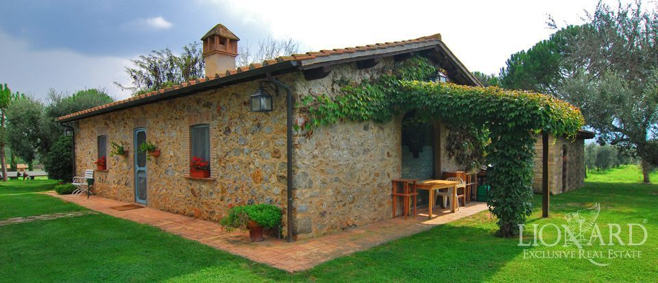 Famoso Casali vendita Toscana - Azienda Agricola in vendita Image 5  PI74