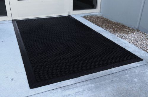 Entrance Guard Outdoor Entryway Doormat 3 X5 Rubber Flooring Mat By Incstores 42 80 Easy To Clean 3 X5 Outd Outdoor Entryway Rubber Flooring Entrance Mat
