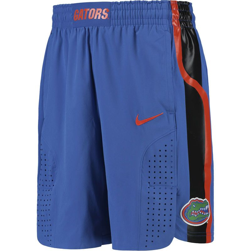 c08243efb886 Florida Gators Nike Authentic On-Court Performance Basketball Shorts -  Royal -