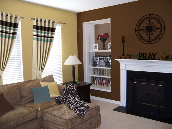 Check Out Other Gallery Of Living Room Brown Paint Ideas   Brown Living  Room Paint Ideas Part 55