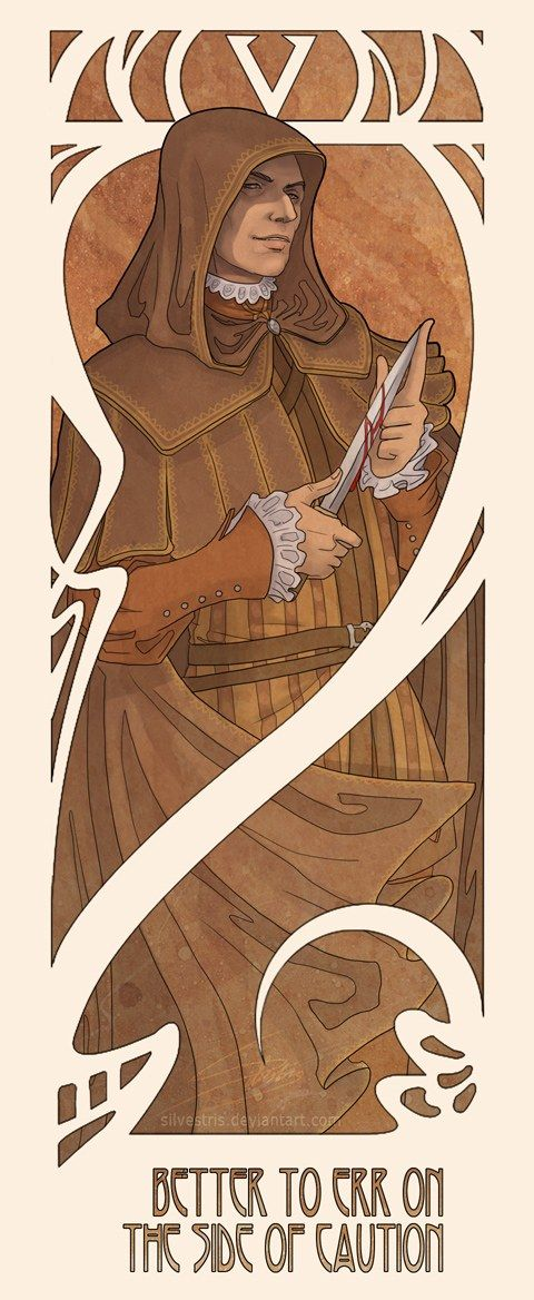 Art Nouveau - Assassin's Creed