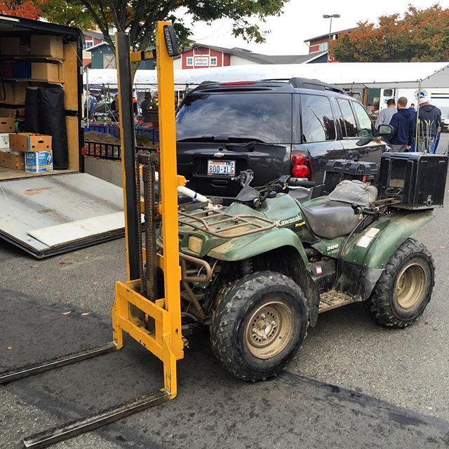 Grandissimo Lo Devo Avere A True Guy S Machine Forklift