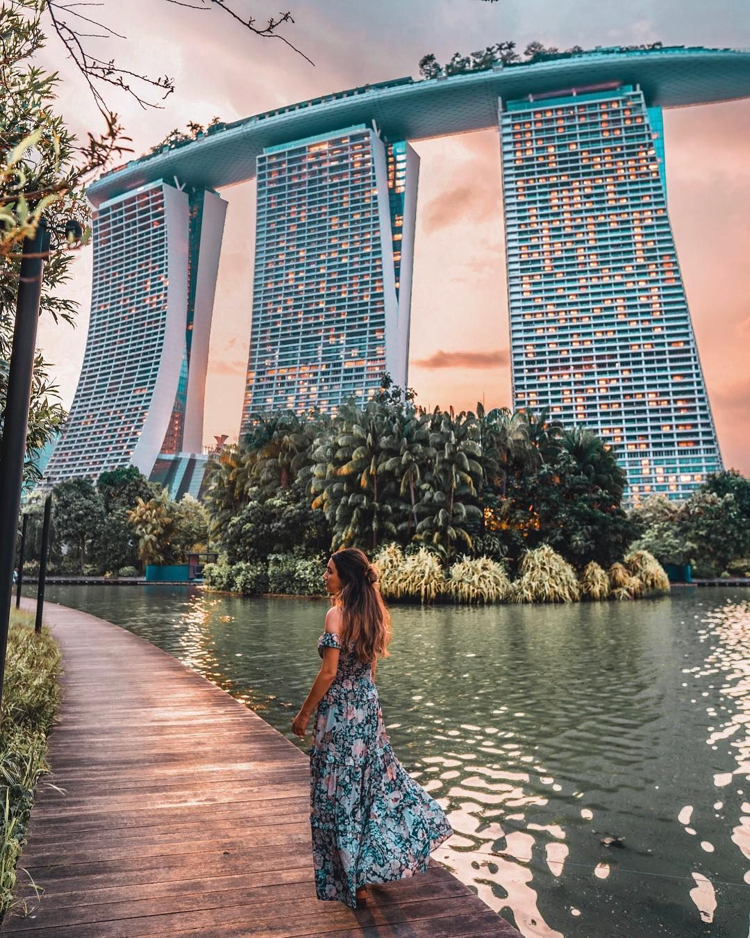 The Most Instagrammable Places In Singapore Urbanism
