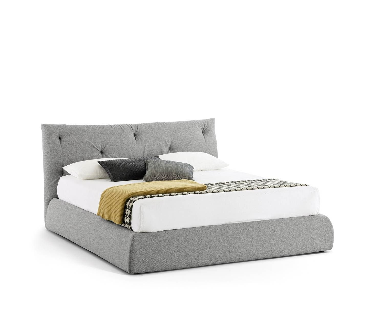 novamobili polsterbett modo mit bettkasten bed bed furniture bed closet bedroom