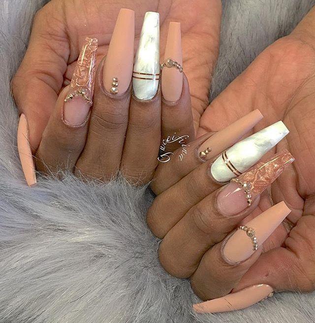 Pnere Jenaree Nails Pinterest Dope Nails Hair