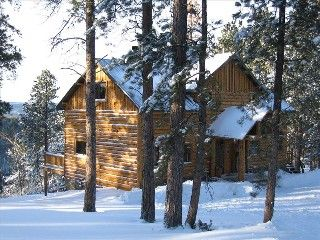 Lead Cabin Rental: Luxury Cabin In The Black Hills Of Sd Lead,deadwood,