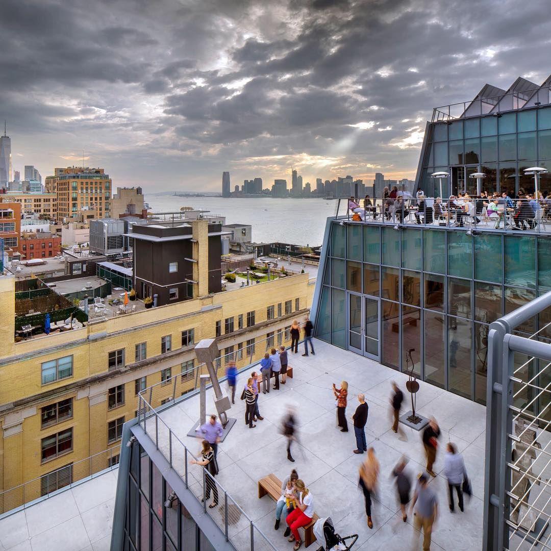 Balcony View Whitney Museum Of American Art