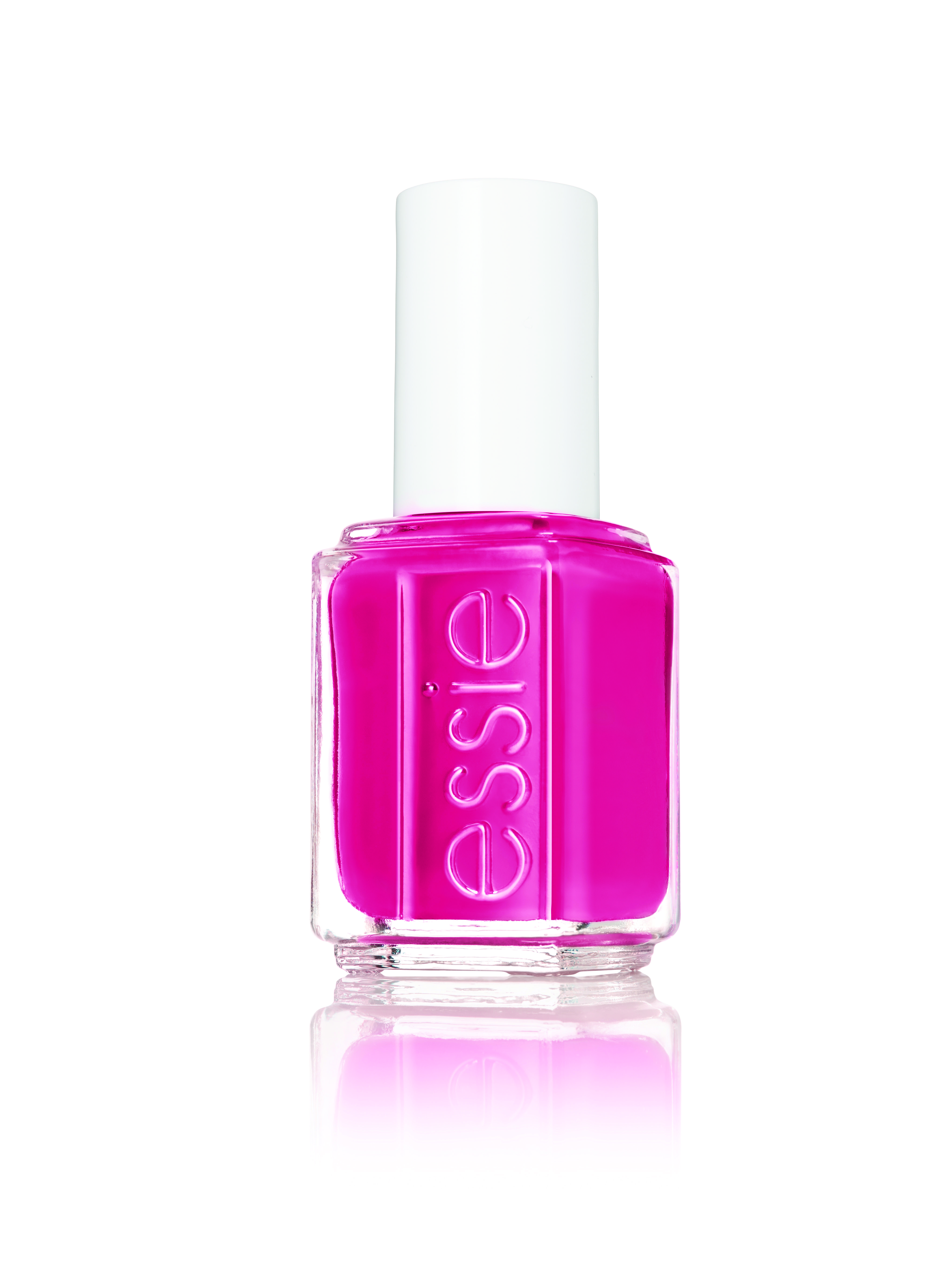 Stay 'haute in the heat' with this chic raspberry pink #summer14 #essielook
