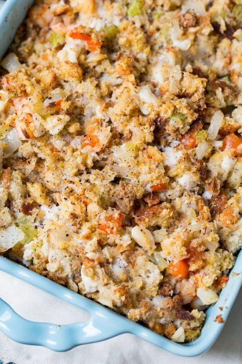 Photo of Savannah Seafood Stuffing
