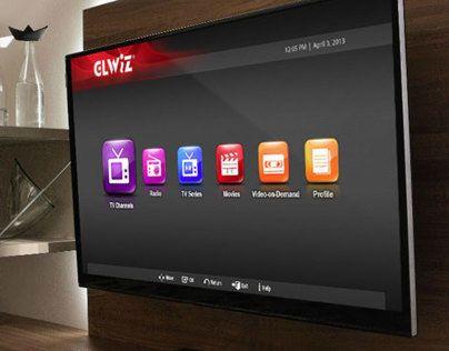 GLWiZ App on Samsung SmartTV Tv design, Tvs, Samsung