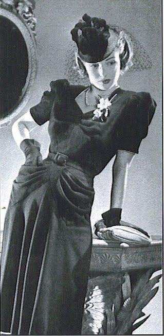 Sew Something Vintage 1940s Fashion: Vintage Fashion, Vintage Outfits