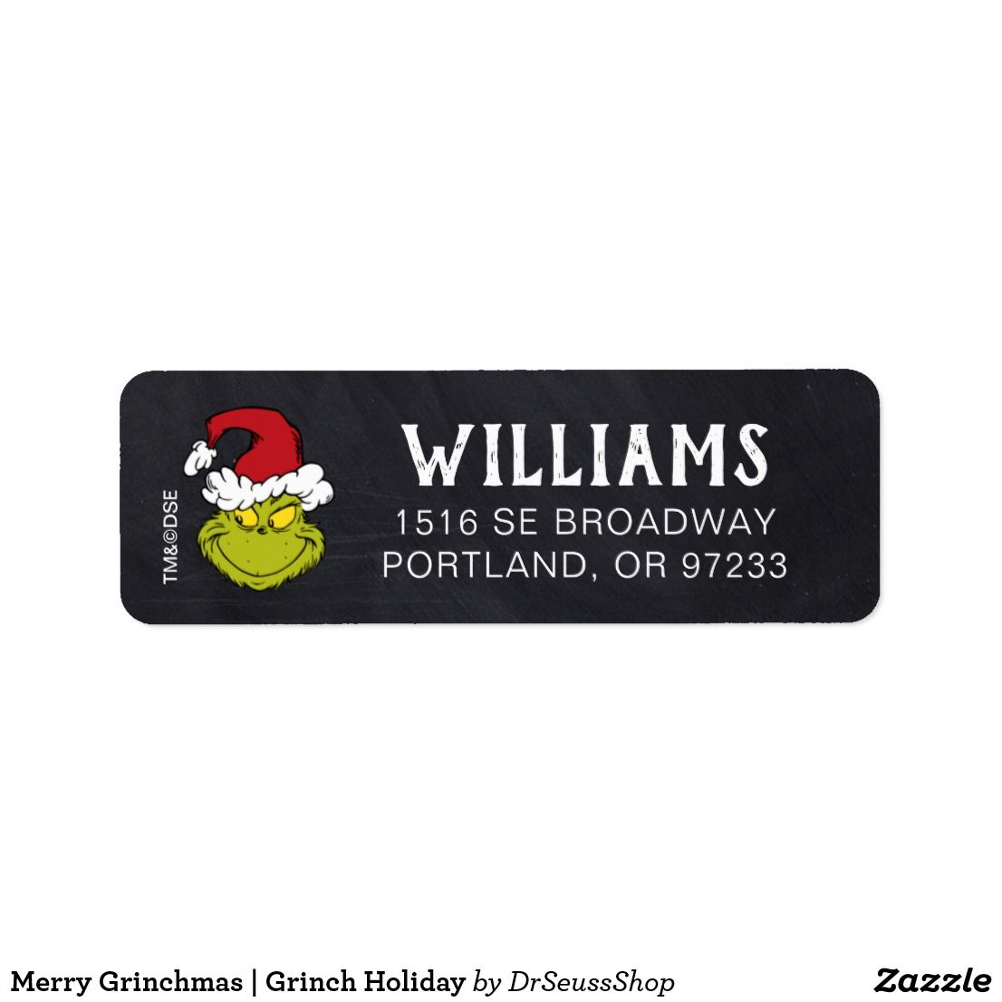 merry grinchmas grinch holiday label in 2018 christmas closet