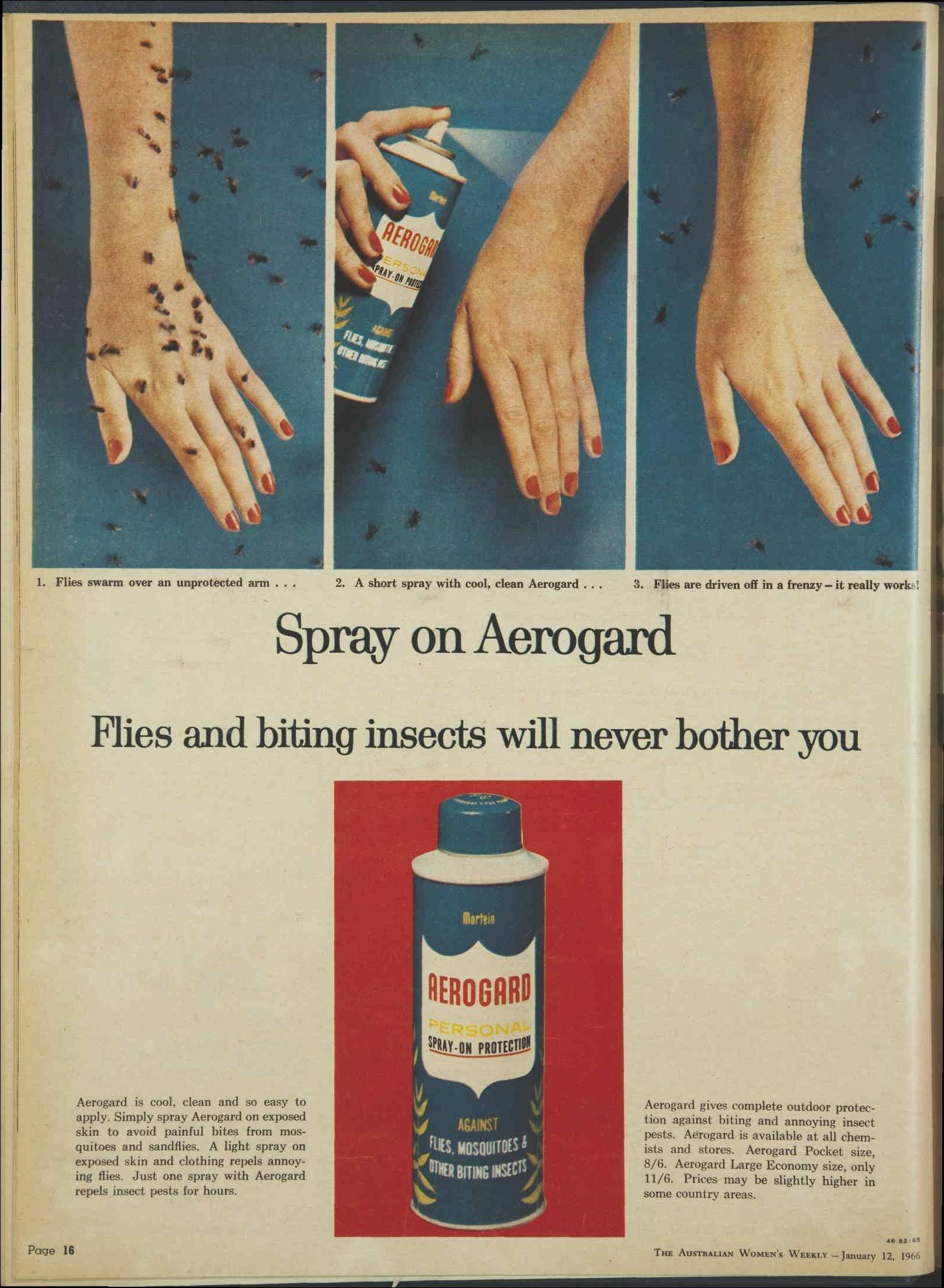 Vintage unprotected