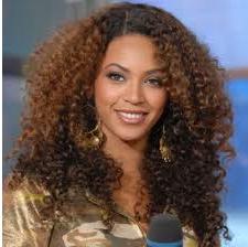 Beyonce Natural Hair