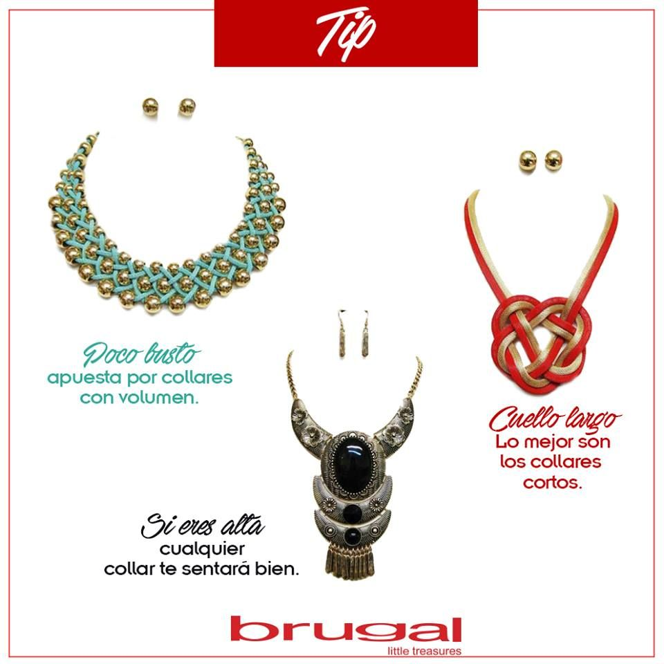 Elige el collar ideal para ti. #Tip #Brugal.
